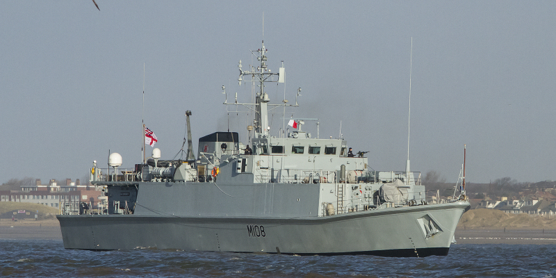 Image of HMS GRIMSBY