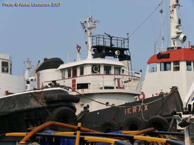 Image of AEGEAS TUG