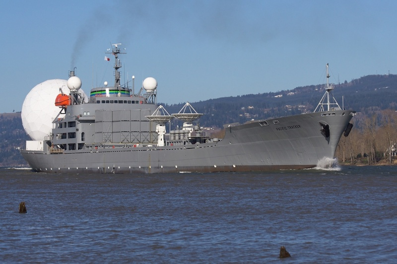 Image of PACIFIC TRACKER