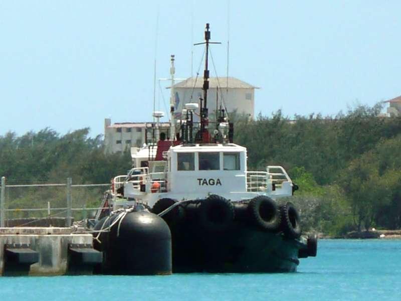 Image of TUG TAGA