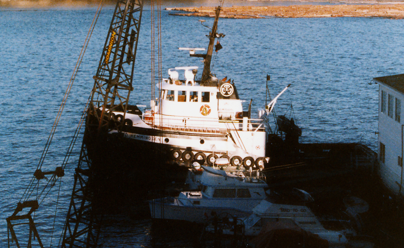 Image of NORTH ARM DILIGENT