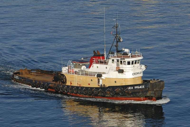 Image of TUG SEA PRINCE
