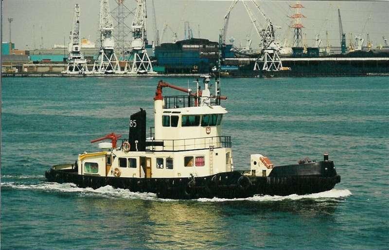 Image of TUG 85