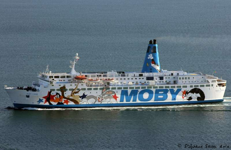 Image of MOBY  CORSE