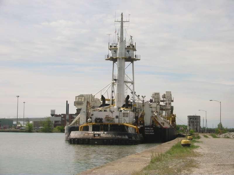 Image of SEA EAGLE II