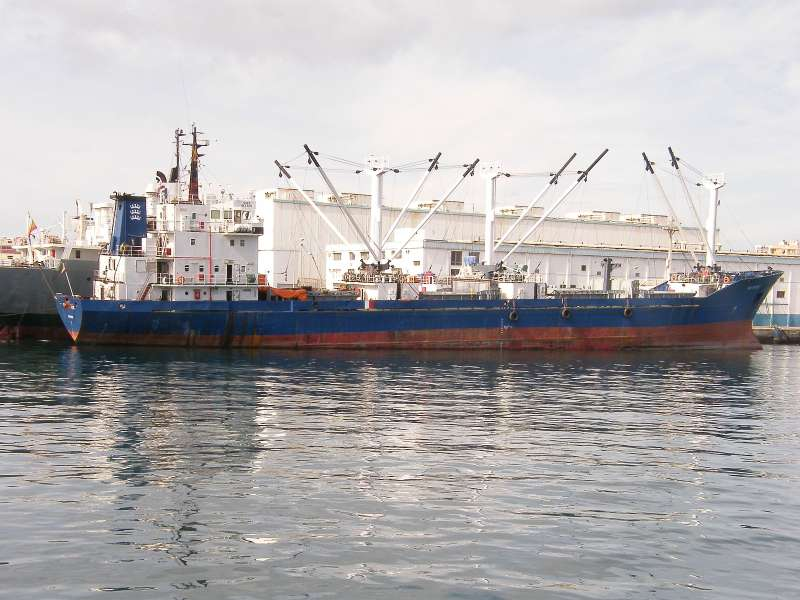 Image of SALY REEFER