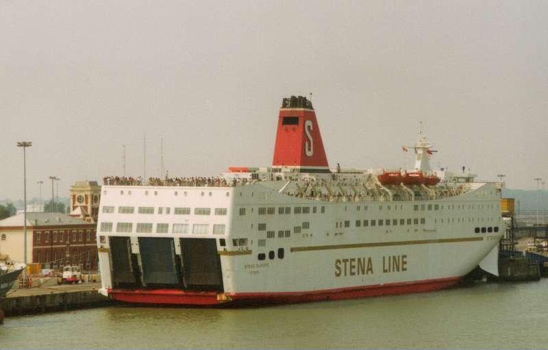 Image of STENA EUROPE