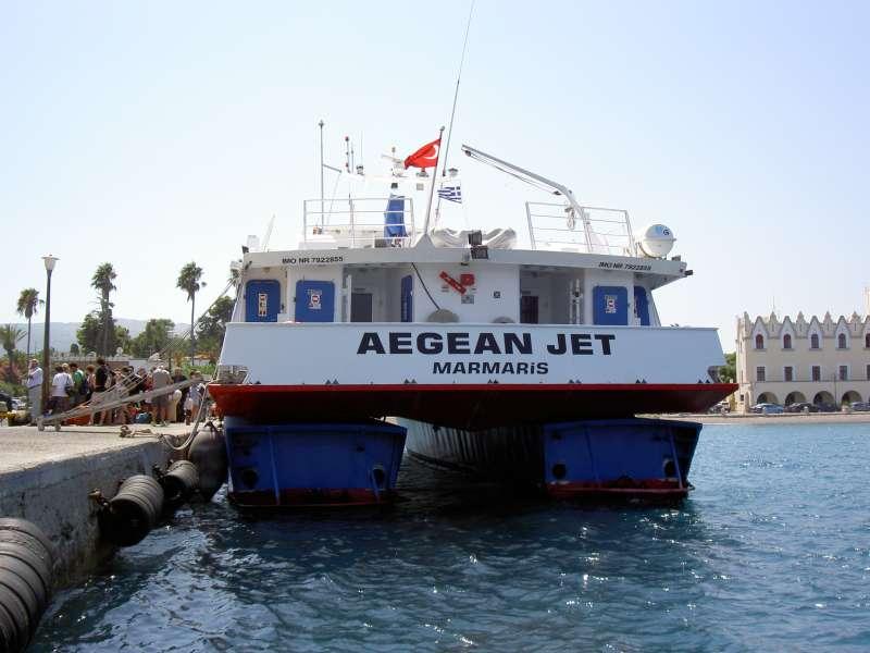 Image of AEGEAN JET