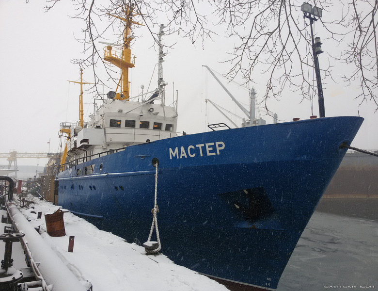 Image of MASTER