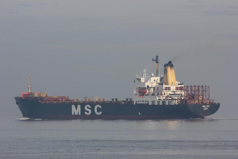 Image of MSC IRIS