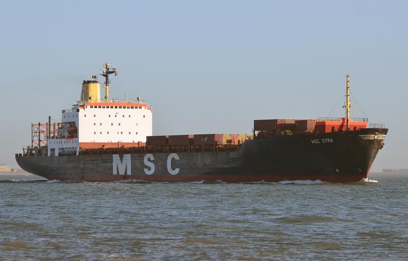 Image of MSC EYRA