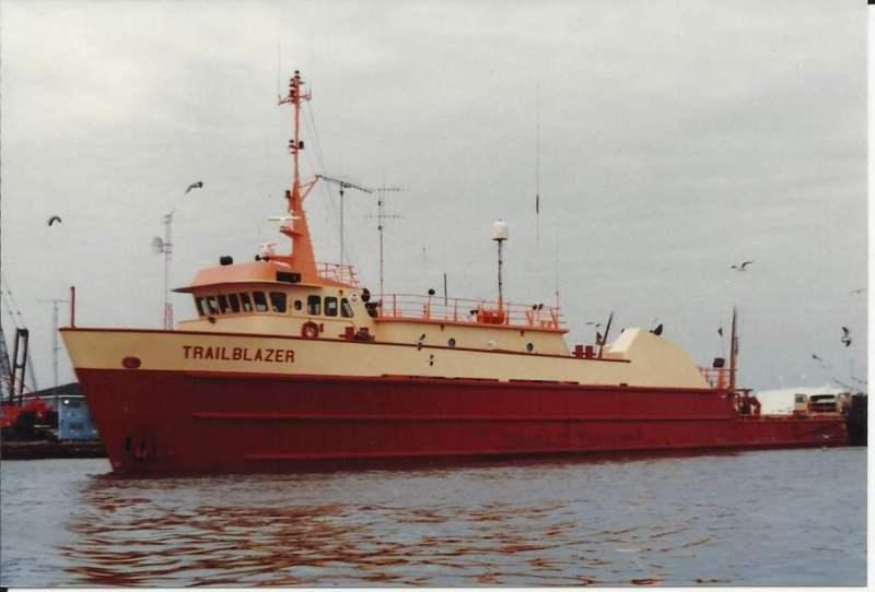 Image of TRAIL BLAZER