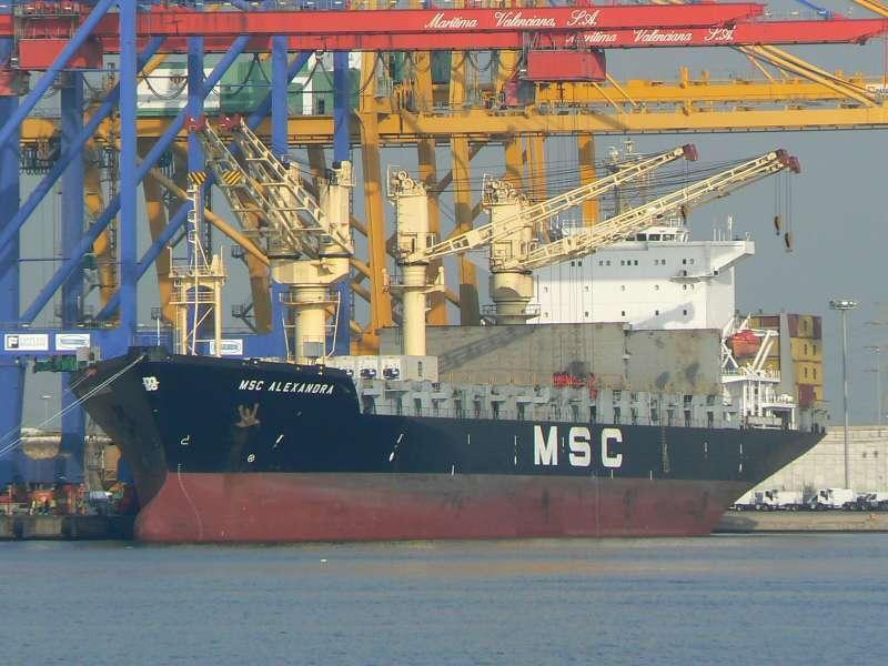 Image of MSC DENISSE