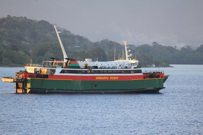 Image of VANUATU FERRY