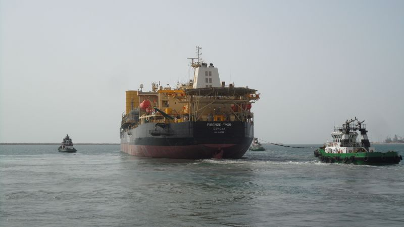 Image of FIRENZE FPSO