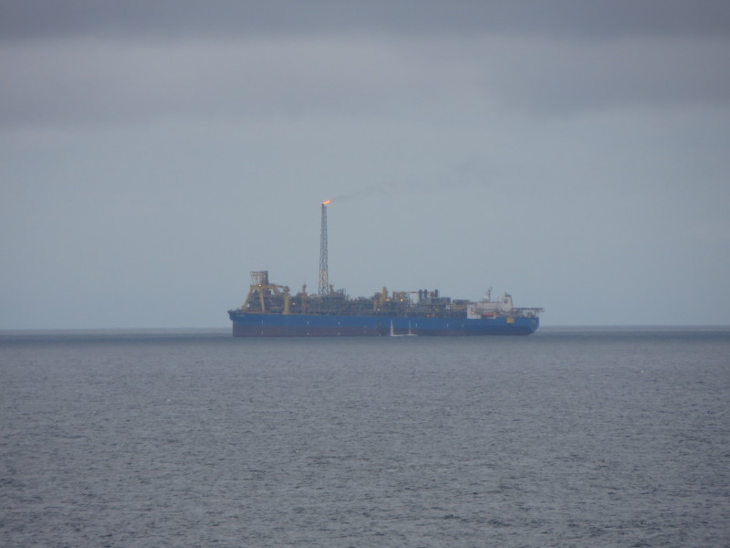 Image of FPSO ASENG