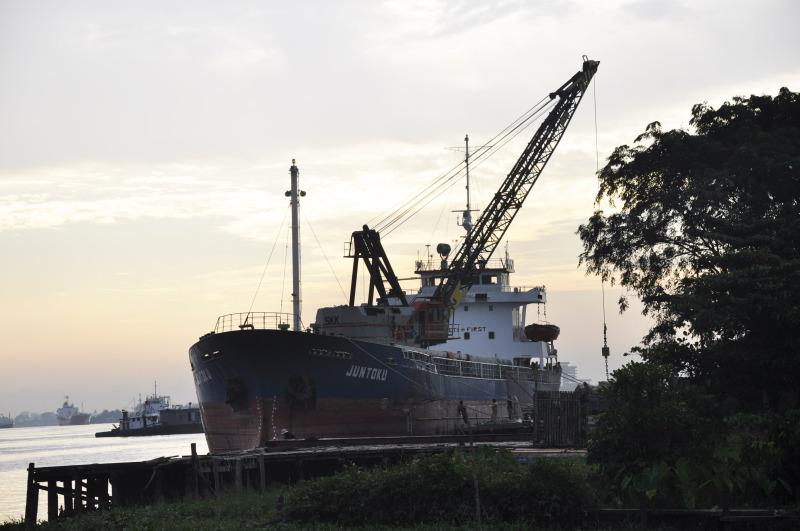 Image of MV.JUNTOKU