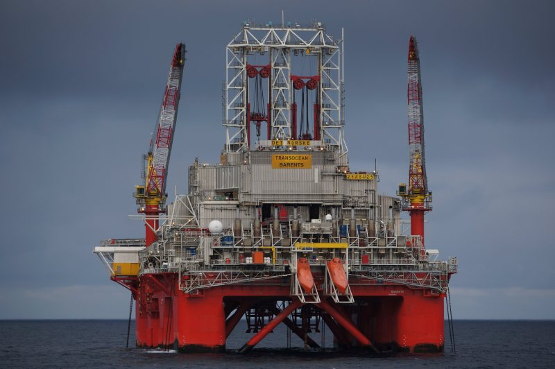 Image of TRANSOCEAN BARENTS