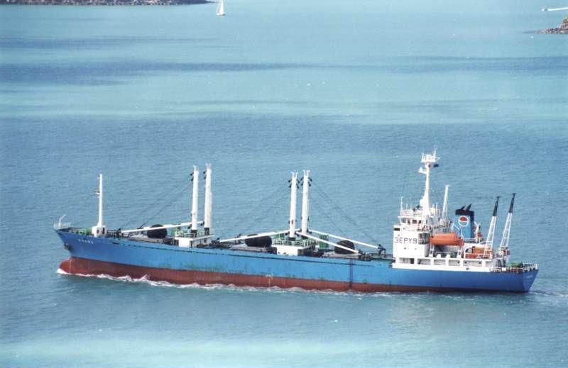 Image of MV.KHANA