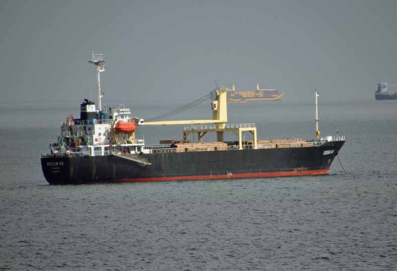 Image of MV OCEAN 68