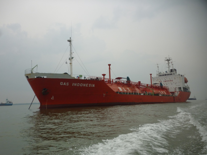 Image of MT.GAS INDONESIA