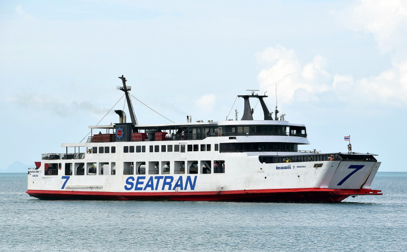 Image of SEATRAN FERRY 7
