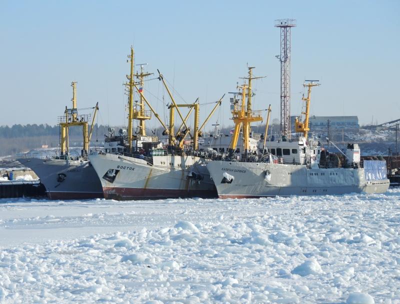 Image of KAPITAN BARINOV