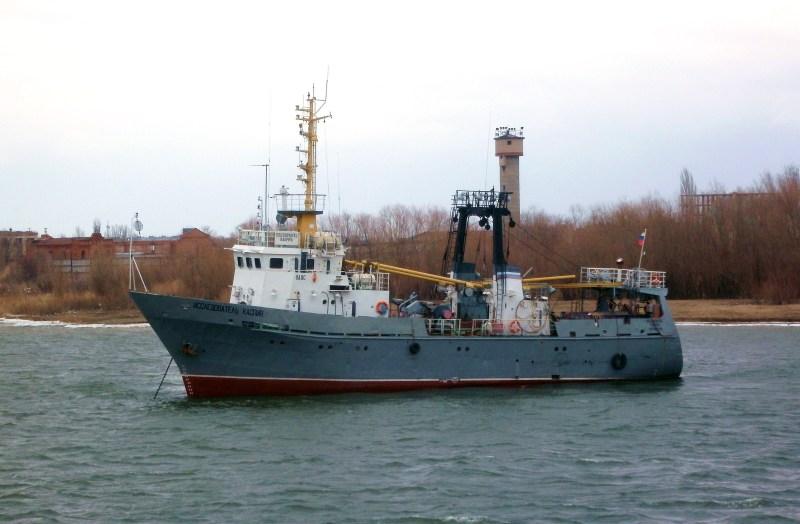 Image of ISSLEDOVATEL KASPIYA