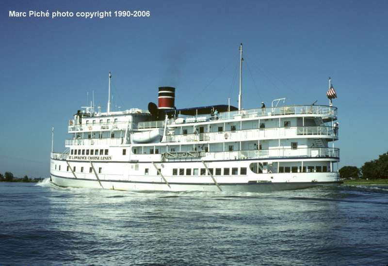 Image of S.S. LEGACY