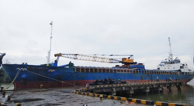 Image of MV MUTIARA OCEAN