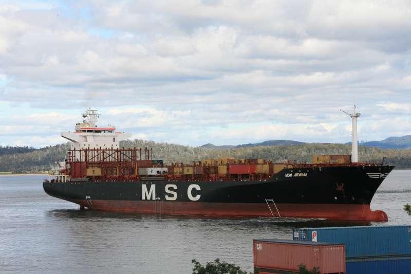Image of MSC JEMIMA