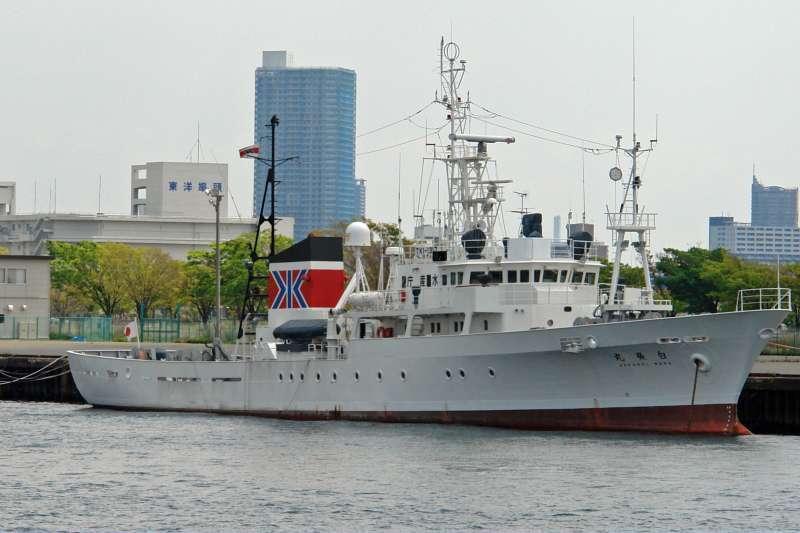 Image of HAKUREI MARU