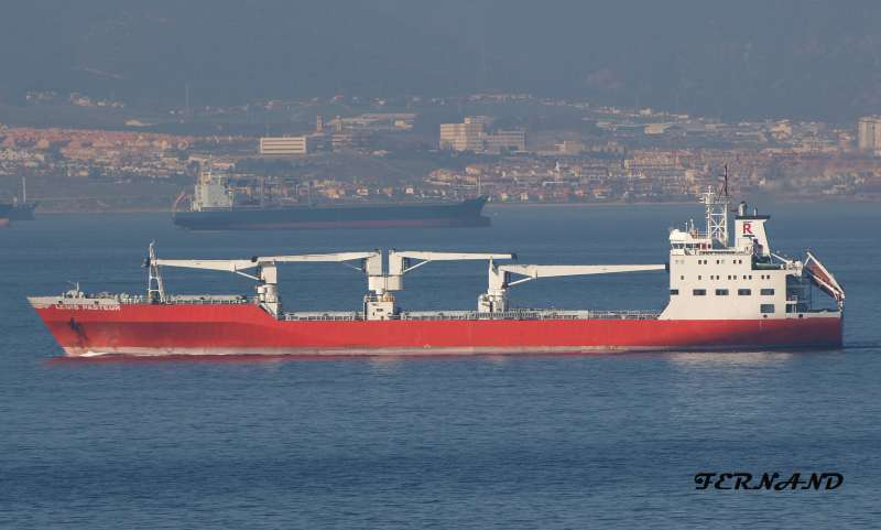 Image of MURCIA CARRIER