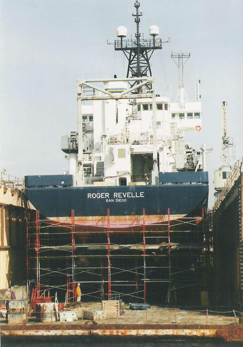 Image of ROGER REVELLE