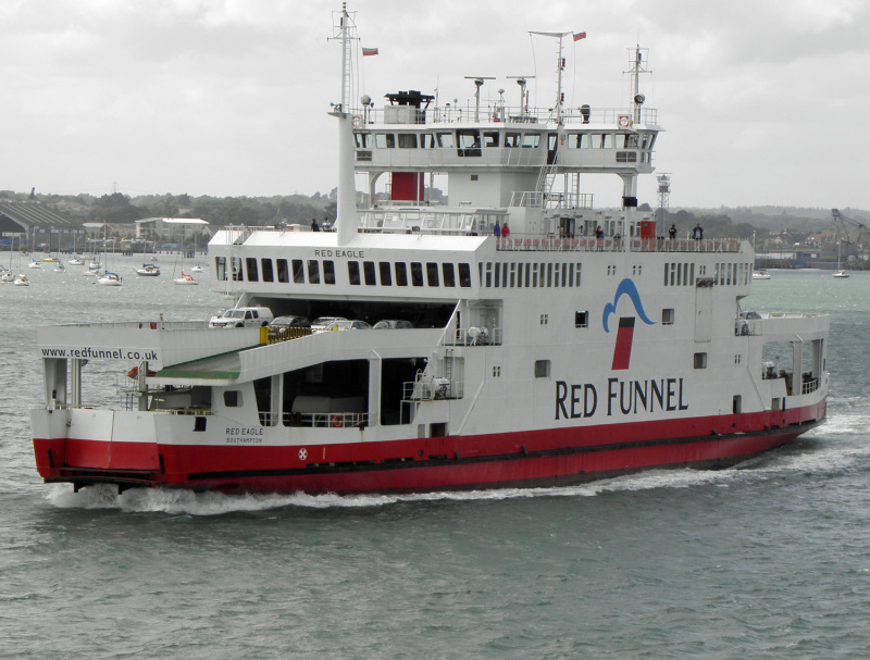Image of RED EAGLE