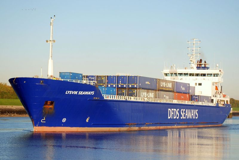 Image of LYSVIK SEAWAYS