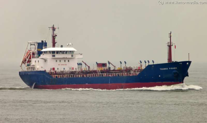 Image of THAMES FISHER