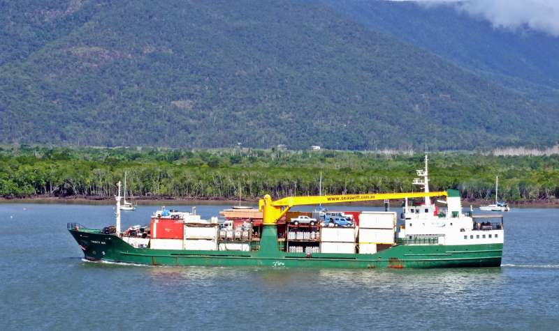 Image of TRINITY BAY