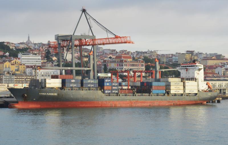 Image of MV HANSA FLENSBURG