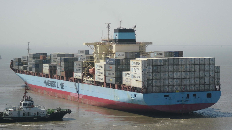 Image of LAUST MAERSK