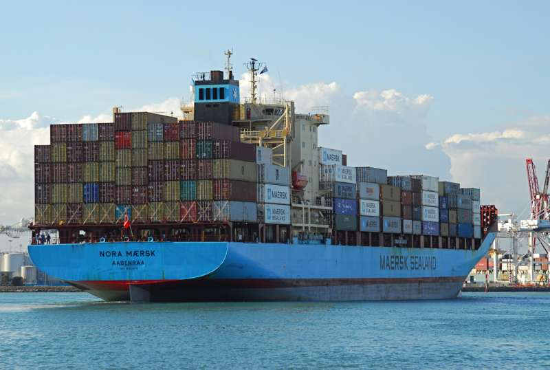 Image of NORA MAERSK