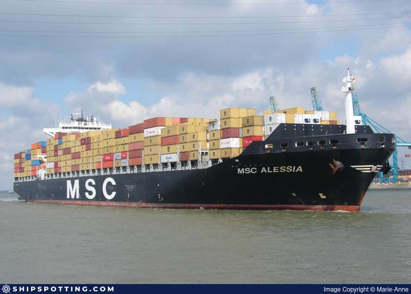 Image of MSC ALESSIA