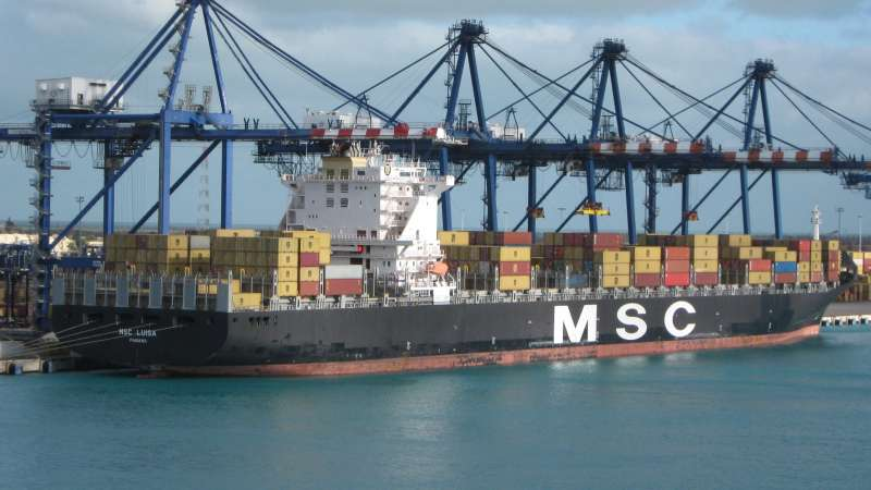 Image of MSC LUISA