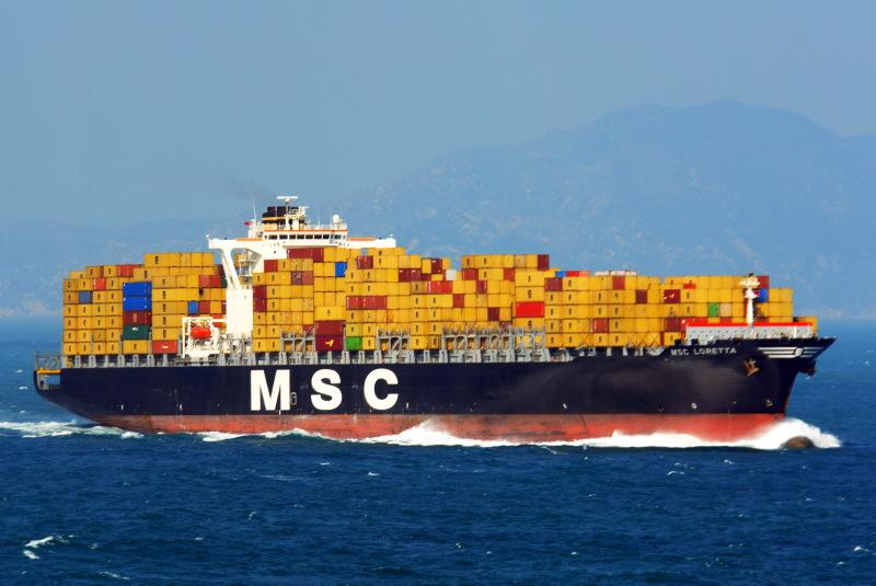 Image of MSC LORETTA
