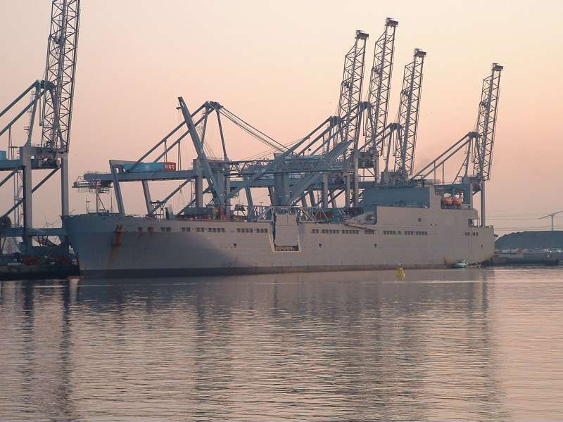 Image of US GOVERNMENT VESSEL