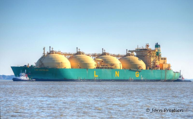Image of LNG BAYELSA
