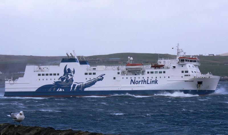 Image of MV HJALTLAND
