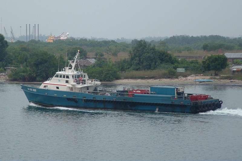 Image of MV QUA IBOE RIVER