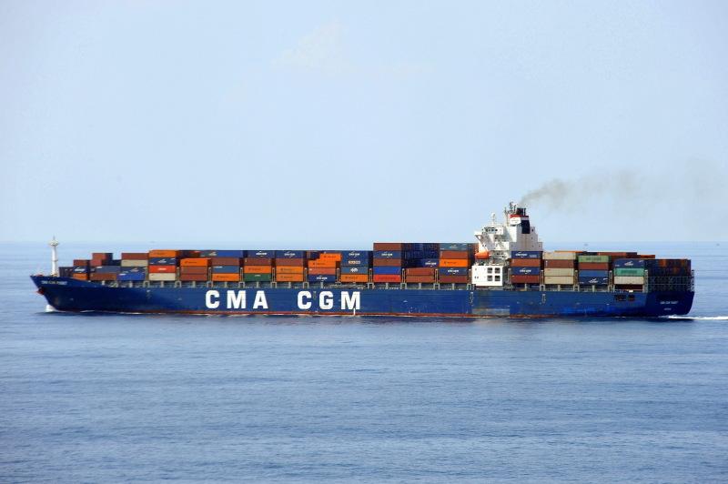 Image of CMA CGM PUGET