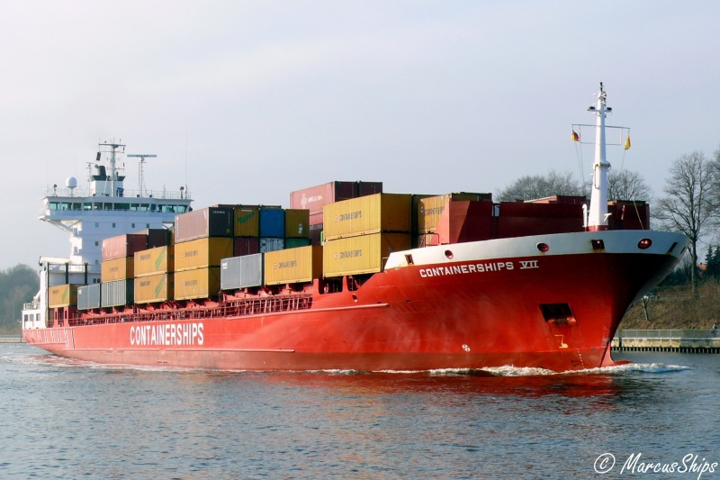 Image of CONTAINERSHIPS VII